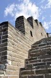 Scala della grande muraglia Immagini Stock Libere da Diritti