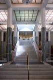Scala di marmo Fotografie Stock