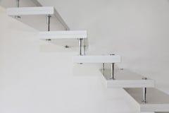 Scala di marmo. Fotografia Stock