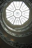 Scala di Vatican a cielo Immagine Stock Libera da Diritti