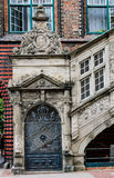 Scala Lübeck Rathaus di rinascita Fotografia Stock