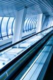 Scala mobile commovente ad alta velocità Fotografia Stock