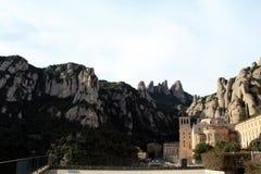 Scala Montserrat royalty free stock photo