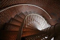 Scala a spirale Fotografie Stock