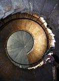 Scala a spirale Fotografia Stock Libera da Diritti