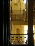Scala in un museo Immagini Stock