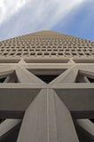 Scalata del grattacielo della piramide di Transamerica Immagine Stock Libera da Diritti
