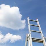Scale al cielo Immagine Stock