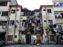 Scale a chiocciola in Kuala Lumpur Malaysia Fotografia Stock