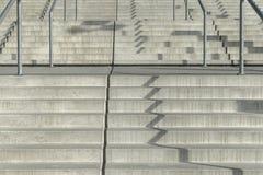 Scale concrete Immagine Stock