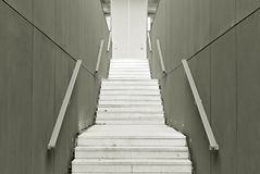 Scale concrete moderne Rebecca 36 Fotografia Stock Libera da Diritti