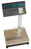 Scale dell'oggetto d'antiquariato Fotografia Stock Libera da Diritti