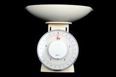 Scale della cucina Fotografia Stock Libera da Diritti