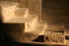 Scale della tomba fotografia stock