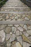 Scale delle pietre fotografie stock libere da diritti