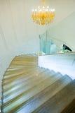 Scale di marmo Fotografia Stock