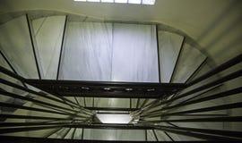 Scale di marmo interne Fotografia Stock