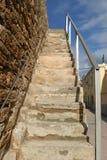 Scale di pietra Immagine Stock