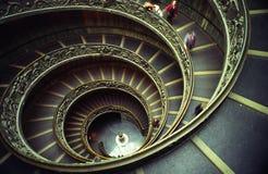 Scale di Vatican Immagine Stock