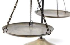 Scale dorate Immagine Stock Libera da Diritti