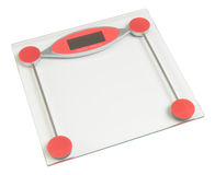 Scale. Isolated Stock Photo