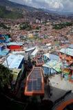 Scale mobili di Medellin Fotografia Stock Libera da Diritti
