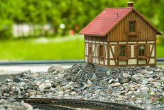 Scale model Royalty Free Stock Photography