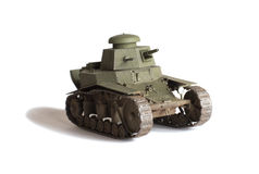 Scale model of old vehicle Royalty Free Stock Photos