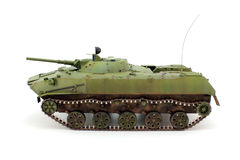 A scale model of Russian BMD Royalty Free Stock Photography