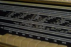Radiogram stock photography