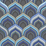 Scale pattern Stock Image