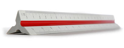 Free Scale Ruler Royalty Free Stock Photo - 12383985