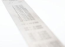 Scale ruler Stock Photo