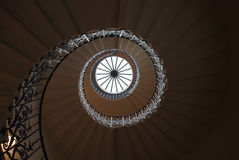Scale a spirale Fotografia Stock