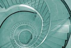 Scale sviluppantesi a spiraleare Fotografia Stock Libera da Diritti