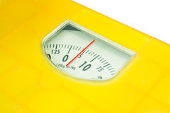 Scale weight Stock Photography