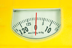 Scale Weight Royalty Free Stock Photos
