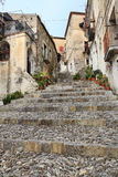 Scalea town detail Stock Photos