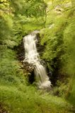 Scalebar Force, falling into the ravine, Stock Photography