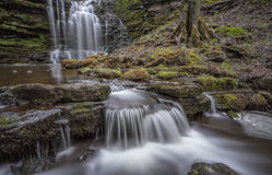 Scaleber Force in Malhamdale. Yorkshire Royalty Free Stock Photos