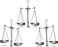 Scales Royalty Free Stock Photography