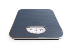 Scales. 3D rendering Royalty Free Stock Photo