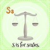 Scales Stock Photo