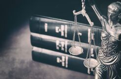 Scales of Justice  legal law books concept imagery