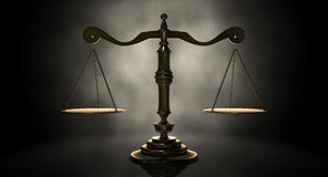Free Scales Of Justice Royalty Free Stock Image - 37740506