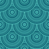 Scales pattern. Vintage scale repeat pattern design Royalty Free Stock Photo