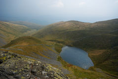 Scales Tarn Stock Image