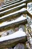 Scaletta fotografie stock libere da diritti