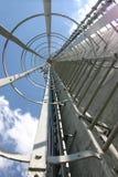 Scaletta a cielo Fotografia Stock Libera da Diritti