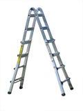 Scaletta di alluminio Fotografie Stock